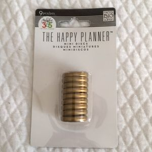 Create 365 The Happy Planner - Mini Disks